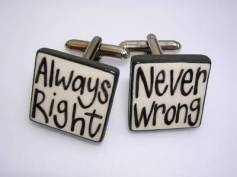 165 always-right-never-wrong